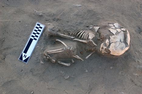 Un bebé de 16 meses, el primer caso de escorbuto del Antiguo Egipto | Centro de Estudios Artísticos Elba | Scoop.it