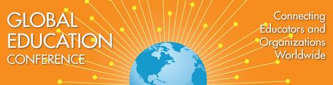 The Global Educ Conf 17-22 Nov 2014 #GlobalEd14   Educators CPD Online   Scoop.it