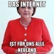 Angela Merkel discovering Neuland | Multimedia, Crossmedia, Usability | Scoop.it