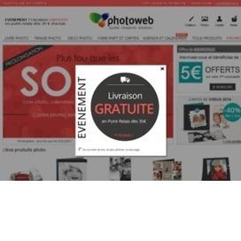 profiter des coupons de réductions du site web photoweb et codes avantages | code remise | Scoop.it