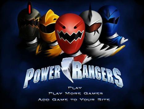 Power Rangers Dress Up | Transformers Games | Sonic Games | Power Rangers Games | Scoop.it