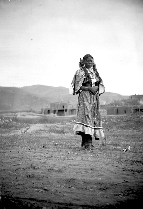 Rare, Old Photos of Native American Women and Children | The Huffington Post | Kiosque du monde : Amériques | Scoop.it