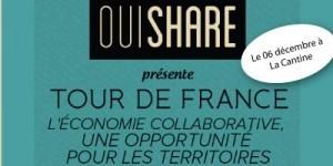 OUISHARE TOUR à Toulouse le 06 décembre 2012 dès 19H00 à La Cantine Toulouse | Startup tips | Scoop.it