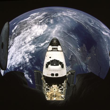 Les plus belles photos de la Station Spatiale Internationale [Photos]   The Globserver - Sciences et actus   Scoop.it