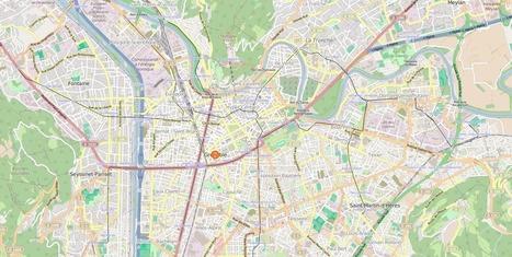 Atelier hydrographie dans OpenStreetMap - La Coop | Cartes libres et médiation numérique | Scoop.it