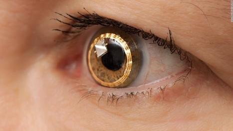 Así funcionarán las lentes de contacto inteligentes de Samsung | TecNovedosos.com | Creatividad en la Escuela | Scoop.it
