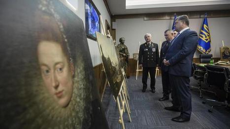 Ritrovate in Ucraina le 17 tele rubate al museo di Verona | Percorsi meta-narrativi | Scoop.it