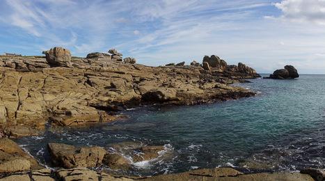 Bretagne - Finistère :   Lesconil, rochers (4 photos dont 2 panos) | photo en Bretagne - Finistère | Scoop.it