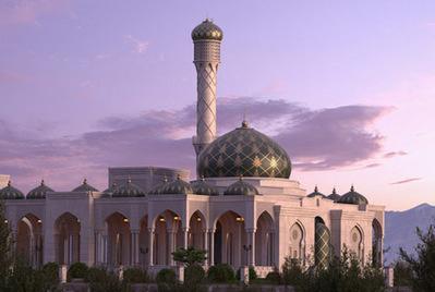 Mosquée en 3D | 3D Library | Scoop.it