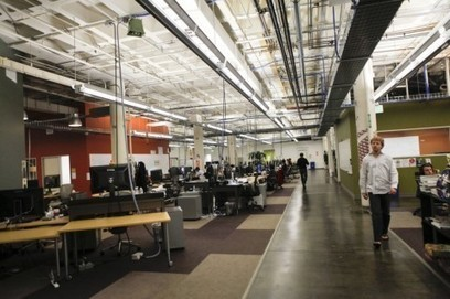 Google got it wrong. The open-office trend is destroying the workplace. | Workplace Design and Employee Engagement | Scoop.it