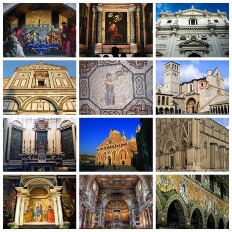 Italy's best church art - Telegraph | Italia Mia | Scoop.it