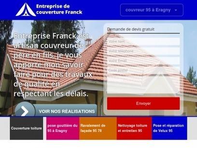 Entreprise de couverture franck | Annuaire SeObjectif | Scoop.it