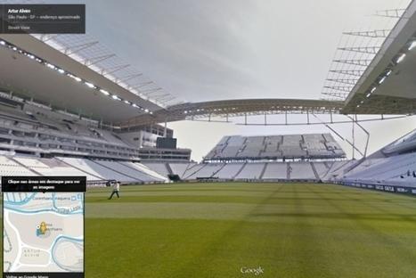 Google Street View lança mapas com o interior dos estádios da Copa - Info Corporate   Geoprocessamento e outros eventos   Scoop.it