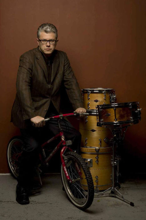 Drummer gathers longtime quartet, old pal Medeski to form a more perfect musical union-Columbia Tribune | OffStage | Scoop.it