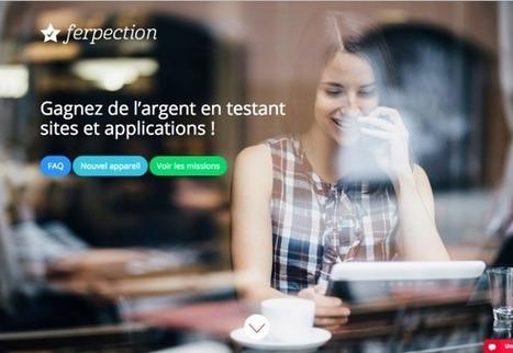 [La France a d'incroyables start-up] Ferpection, service de crowd-testing permettant aux éditeurs d'optimiser leurs sites | 1001 Startups | Marketing, Business Dev & Sports | Scoop.it