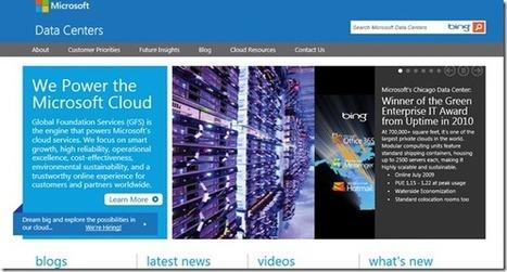 Comparing Microsoft's Public Cloud to VMware's ... - TechNet Blogs | Cloud Computing | Scoop.it