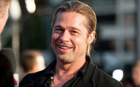 Brad Pitt Photo Shared 32 | Brad Pitt Photos | FanPhobia - Celebrities Database | Celebrities and there News | Scoop.it