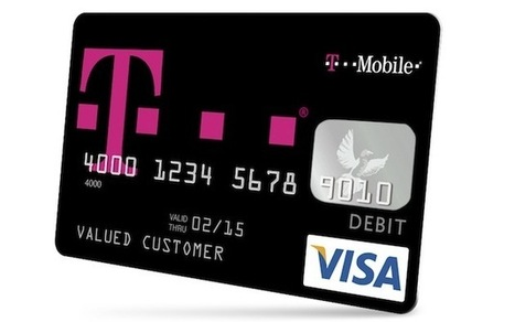 T-Mobile's 'Mobile Money' blends prepaid Visa cards and no-fee checking features | New IT use cases | Scoop.it
