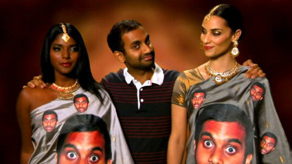 Aziz Ansari's Saris | AP HUMAN GEOGRAPHY DIGITAL  TEXTBOOK: MIKE BUSARELLO | Scoop.it