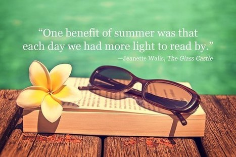 42 Of The Most Beautiful Literary Quotes About Summer | everything about books, reading, writing ... | Scoop.it