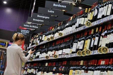 La grande distribution grisée par les Foires aux vins | TRADCONSULTING 4 YOU | Scoop.it