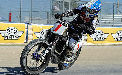 Beau Braswell Signs Deal with Spectro Oils of America - AMA Pro Racing | California Flat Track Racing | Scoop.it