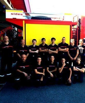 Saint-Girons (09) - Les jeunes sapeurs-pompiers font carton plein   Sapeurs-pompiers de France   Scoop.it