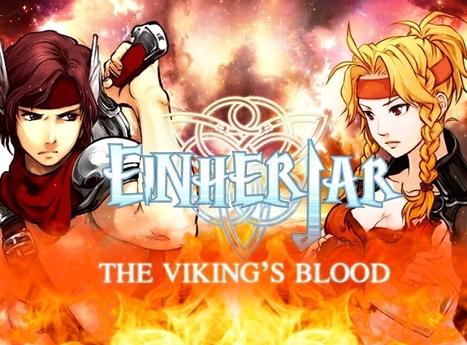 Einherjar – The Viking's Blood, a web game from Japan - GameOgre.com Free MMORPG Forums | Einherjar - The Viking's Blood | Scoop.it
