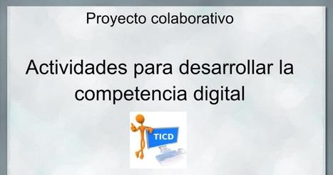 Actividades para desarrollar la competencia digital | Simulación Empresarial 2.0 | Scoop.it