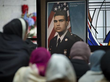 Shooting Of Sikh Army Veteran Divides Community - NPR | Veterans | Scoop.it