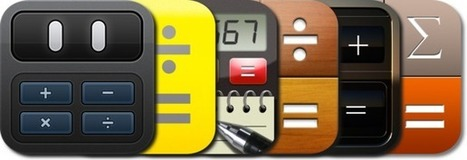 Calculators For The iPad: iPad/iPhone Apps AppGuide | Administrators Apptop | Scoop.it