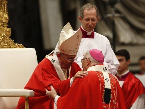 Pope Francis' none-too-subtle Vatican 'dress code' | Compassionate Catholic | Scoop.it