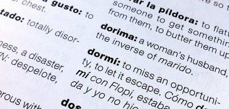 8 palabras del español que no tienen traducción exacta en inglés | Páginas útiles para profesores de español | Scoop.it