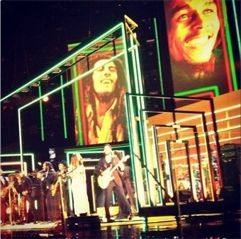 Grammys pays tribute to legendary late Jamaican reggae superstar Bob Marley | Caribbean Travel News & Tips | Scoop.it