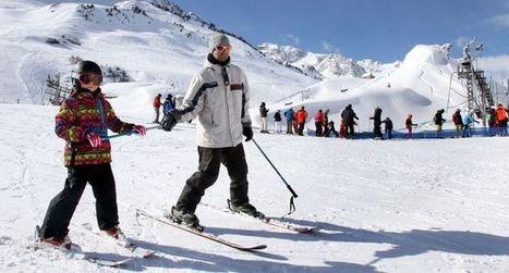 Grand Tourmalet : le ski XXL | Revue de Presse du Grand Tourmalet Pic du Midi | Scoop.it