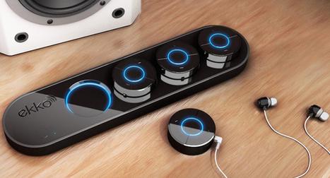 Ekko Audio Hub, mini-lecteur réseau Hi-Res pour brancher des casques en multiroom et sans-fil   ON-ZeGreen   Scoop.it