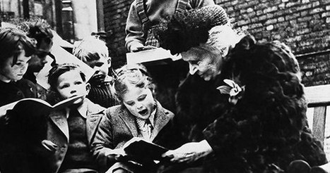 Maria Montessori, a great daughter of Le Marche | Le Marche another Italy | Scoop.it