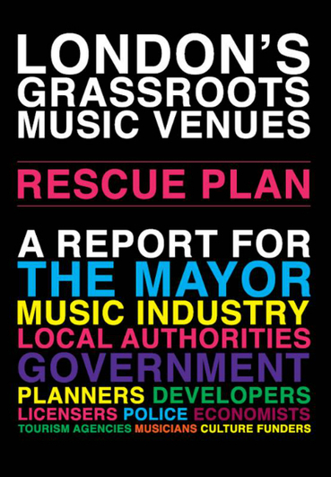 Rescue plan to support and protect London's grassroots music venues | MusIndustries | Scoop.it