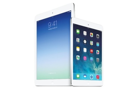 Tests show that iPad Air has better color accuracy than iPad mini with retina display | iPad Air | Scoop.it