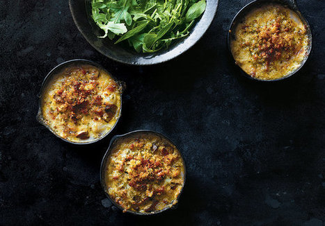 Ina Garten's Make-Ahead Coquilles St.-Jacques Recipe | good looking recipes | Scoop.it