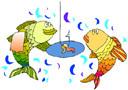 Jeu de canne à pêche | FLE enfants | Scoop.it