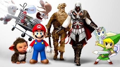 Etude Idate : le marché du jeu vidéo à plein régime   My Serious Game   Jeux vidéo actu   Scoop.it
