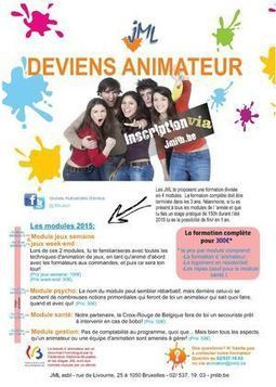 Page 8 - Formations Animateur   Education&formation   Scoop.it