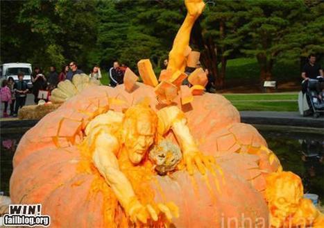 Zombie Pumpkin WIN | Win | Scoop.it