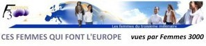 Ces femmes qui font l'Europe (5) : Interview Roza THUN, eurodéputée polonaise : « L'Europe, c'est nous ! » | Condition féminine | Scoop.it