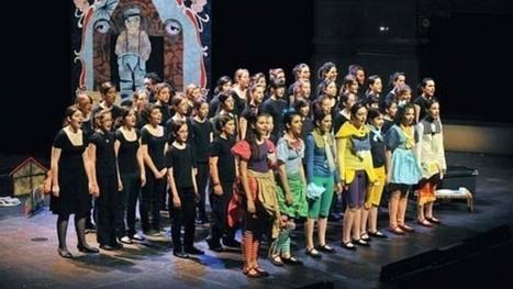 Un llibre sobre palíndroms musicals i el projecte Òpera a Secundària al Liceu | Palíndroms Palíndromos Palindromes | Scoop.it