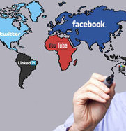 Social Media Is Changing The World In Unexpected Ways [Infographic]   Social World   Scoop.it