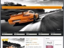 Gears Blogger Template Free Download by Justin - HeavenThemes | Blogger themes | Scoop.it