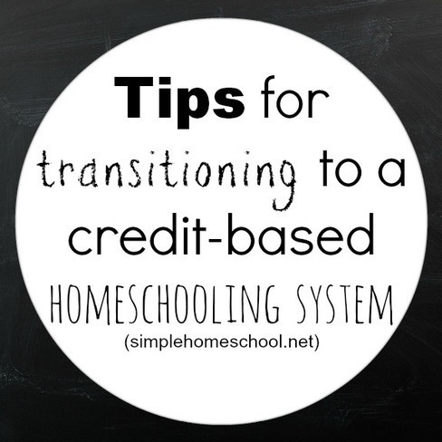 Embracing a credit based system for high school...