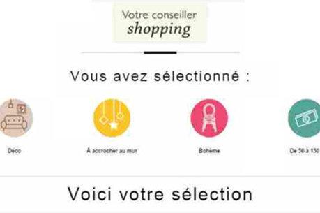 E-commerce : La Redoute déploie des galeries personnalisées pour chaque client | commerces de proximité | Scoop.it